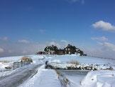 Westerwarft im Schnee