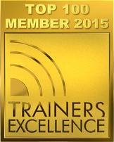 Der Präsentationstrainer PETER MOHR ist Inhaber des TOP-100-Excellence-Siegels