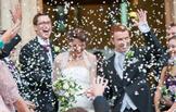 Wedding excitiement