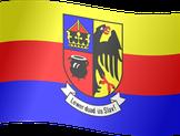 Friesen Flagge Amrum