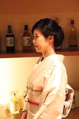 薫々(クンクン)   チーママ 網野 智子さん写真画像