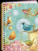 Adress book illustrated by Francesca Quatraro