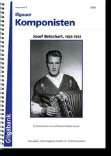 Notenheft Josef Betschart - Schwyzerörgeli lernen - örgeli-studio Schwyz