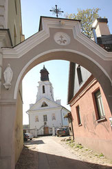 Šv. Baltramiejaus bažnyčia / St. Bartholomew church (photo Gintaras Burba)