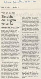 Dürer Nachrichten 03.04.2008