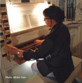 Organiste Helga Schauerte