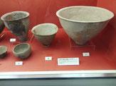 森の宮遺跡 弥生時代の土器