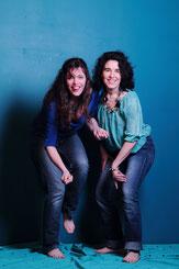 Caroline Faber et Lanna Zita, Canto Do Marais, un choeur populaire brésilien