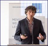 Vortrag New Work und Positive Psychologie - Konferenz der Deutschen Gesellschaft für Positiv-Psychologische Forschung, Ruhr Universität Bochum