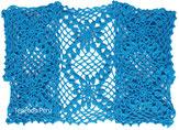 Cómo tejer un bolero redondo a crochet (crochet round vest)