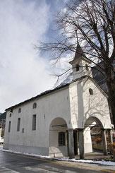 Kapelle St. Sebastian Gamsen