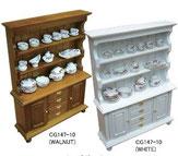 ドールハウス等のミニチュア陶器家具