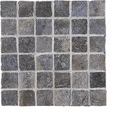 Mosaico Ceramiche Settecento effetto pietra blu