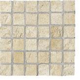 Mosaico Ceramiche Settecento effetto pietra avorio