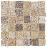 Mosaico Ceramiche Settecento effetto pietra mix