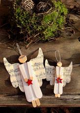 dekorieren für Weihnachten