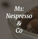 Anleitung Nespresso Kaffee-Verkaufsautoma