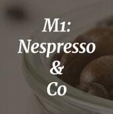 Kaffeekapsel-Automat für Nespresso