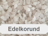 Edelkorund, Aluminiumoxid, Elektrokorund, Korund, Al2O3