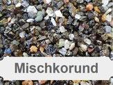 Mischkorund, Korund, Strahlkorund, Strahlsand, Aluminiumoxid, Elektrokorund
