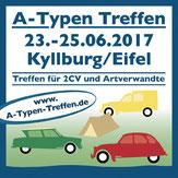 Düssel Ducks www.duesselducks.de A-Typen Treffen Kyllburg 2017