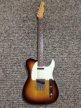 Fender Japan TL62B