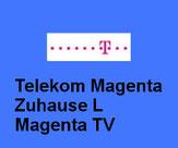Kabel TV Telekom Magenta Zuhause L Magenta TV