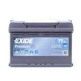 Baterías Tudor