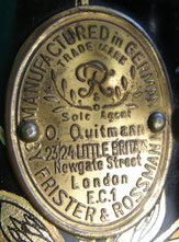 F&R VS # 223.658    1939