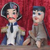 spectacle de magie, spectacle de guignol, spectacle de marionnettes