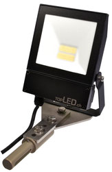 LED-Strahler 20W herbatec inkl. Adapter click & work