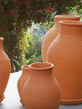 poterie d'irrigation