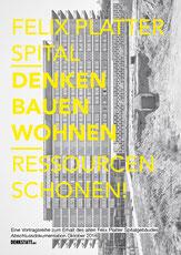 2015 | DENKEN BAUEN WOHNEN
