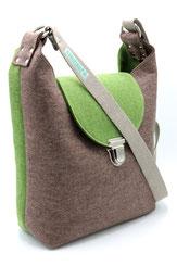 Tasche aus Violan, vegan und plastikfrei
