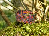 kp Kitsch-paradise artisans créateurs artiste artist créateurfrancais artisanat art bretagne  bijoux macramé micromacramé tissage weaving weavingart bracelet ethnique