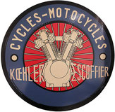 Plaque Koehler Escoffier