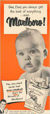 Marlboro: le preferite dai bambini