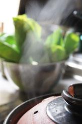 仲本律子 茨城県笠間市 陶芸作家 女性陶芸家 土鍋作品 土鍋 ブログ Applause土鍋 土鍋料理