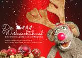 Der Weihnachtshund, ein Weihnachtsmusikmärchen  mit vielen Liedern - eine Lesung und Musik von Claudia Groß und Jan Weigelt, Musikprogramm zur Weihnachtszeit - Weihnachtsmärchen
