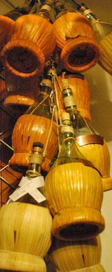 apfelwein reife in weinflaschen