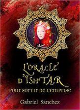 Oracle Ishtar, Pierres de Lumière, tarots, lithothérpie, bien-être, ésotérisme
