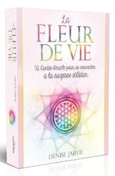 La fleur de vie, Pierres de Lumière, tarots, lithothérpie, bien-être, ésotérisme