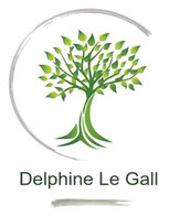 Logo, Hypnose Le Gall Delphine Angers