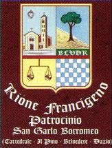 RIONE FRANCIGENO