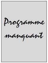 Programme  Guingamp-PSG  2015-16