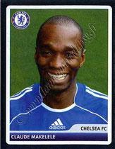 N° 097 - Claude MAKELELE (2006-07, Chelsea, ANG > 2008-11, PSG)