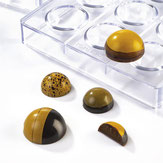 Chocolat, Moule chocolat, moule silicone, Silikomart, dessert