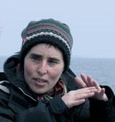 Angelika Kühn, Halligbewohnerin