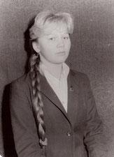 Шулаева Ольга, 1990г.