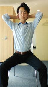 奈良県香芝市の腰痛整体師